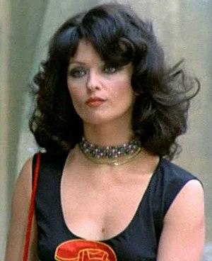 Femi Benussi - Femi Benussi in La mala ordina (1972).