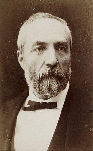 Ferdinand André Fouqué - Ferdinand André Fouqué in 1883