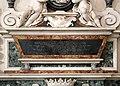 Ferdinando vaccà, Monumento funebre a Maddalena Rospigliosi, 1690-1700 ca. 03.jpg