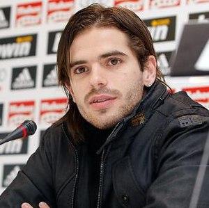 Fernando Gago - Gago in 2010