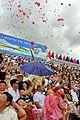 Festiwal Naadam na stadionie narodowym w Ułan Bator 33.JPG