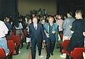 Filmski susreti u Nisu 1997 - Mica Tomic i Bata Paskaljevic.jpg