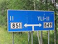 Finlandia drogowskaz Ii-Yli.jpg