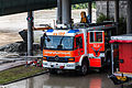 Fire engine during removal of dirt and water after the Danube floods of 2013, 1.jpg