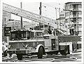 Firemen fighting fire in building Victoria St, Wellington (34378422506).jpg