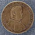 Firenze, granducato, piastra di ferdinando I de' medici, 1588.JPG