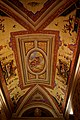 Firenze - Florence - Galleria degli Uffizi - View on one of the Uffizi Ceilings in the Entrance Hall on the Ground floor I.jpg