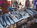 Fish vendors in Chennai, India (14386047791).jpg