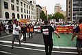 Fist raised - March Against Racism.jpg