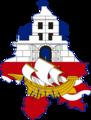 Flag map of Belgrade.png