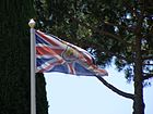 Flag of British Embassies (Rome) - photograph.jpg