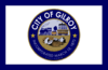 Flag of Gilroy, California