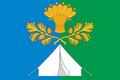 Flag of Muromtcevskoe urban settlement.png