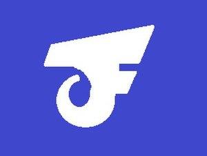 Shimotsuma, Ibaraki - Image: Flag of Shimotuma Ibaraki