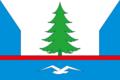 Flag of Zelenoborsky (Murmansk oblast).png