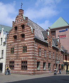 Flensburgska huset - Wikipedia, den frie encyklopædi