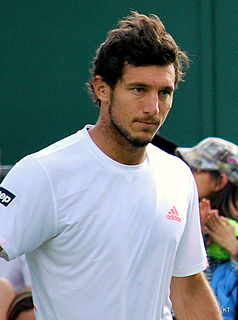 Juan Mónaco Argentine tennis player