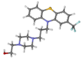 Fluphenazine ball-and-stick.png