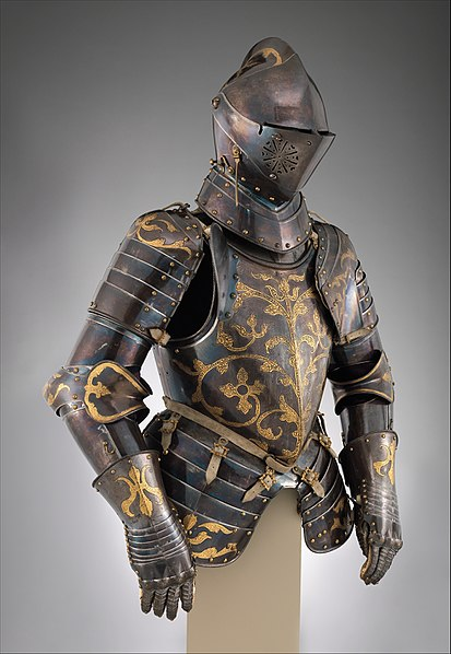 File:Foot-Combat Armor of Prince-Elector Christian I of Saxony (reigned 1586–91) MET DP271140.jpg