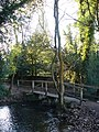 Footbridge, Shere - geograph.org.uk - 1094550.jpg