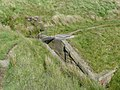 Footbridge over Little Hey Sike Clough, Wessenden Valley, Marsden - geograph.org.uk - 929886.jpg