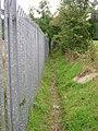 Footpath - Lees Hall Road - geograph.org.uk - 1430318.jpg