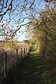 Footpath to Great Ashfield Church - geograph.org.uk - 1586365.jpg