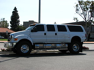 F650 Pickups - Image: Ford F650 4X4 Truck Flickr Highway Patrol Images