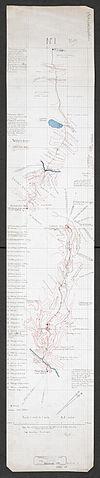 100px fort hall to nakuru via nyeri%2c guaso niro or nyiro%2c guaso narok%2c laikepia %26c.   war office ledger %28womat afr bea 134 2 1%29