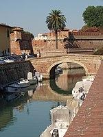 La Fortezza Nuova di Livorno