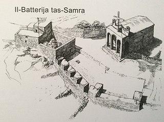 Tas-Samra Battery