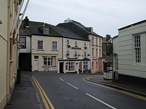 Liskeard - The Fountain Hotel