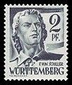 Fr. Zone Württemberg 1947 01 Friedrich Schiller.jpg