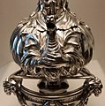 François-thomas germain, bollitore con lampada a olio nella base, argento, 1770-90 ca. 02.jpg