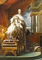François Gérard - Charles X in his Coronation Robes 1829.jpg