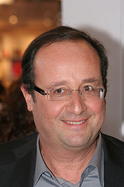 François Hollande (March 2010)