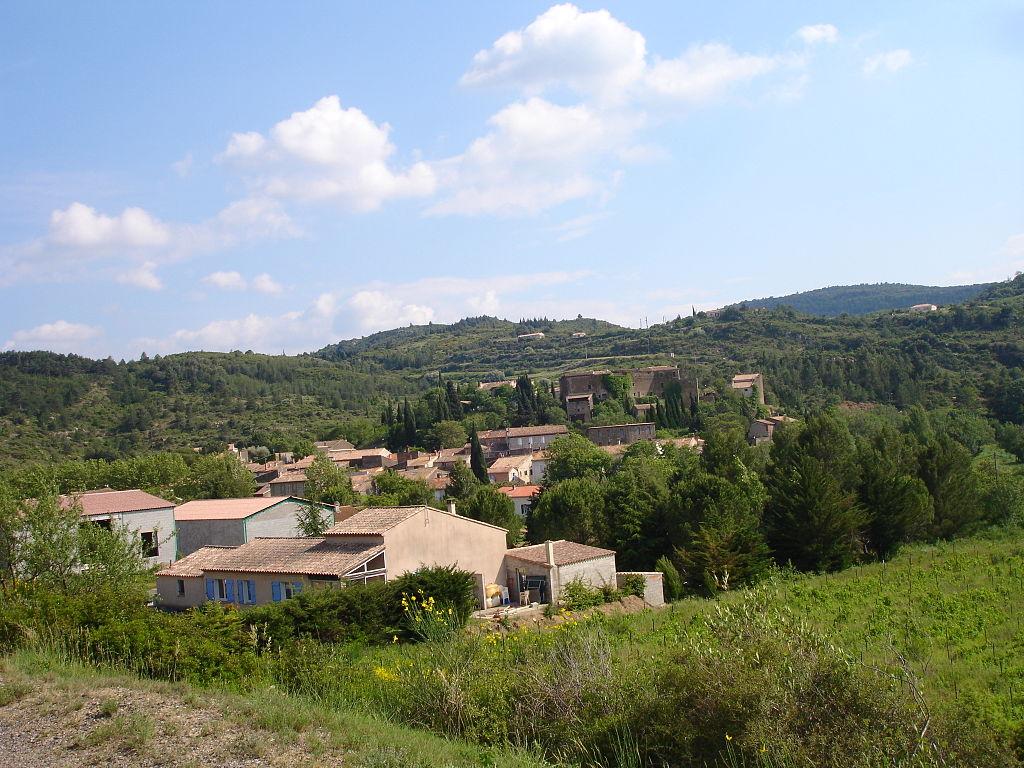 Vue générale de Saint-Pierre-des-Champs
