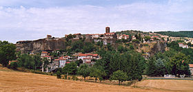 Panorama de Chilhac.