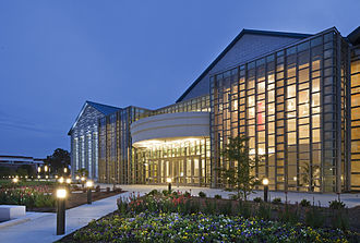 Francis Marion University - The Performing Arts Center in Downtown Florence