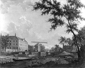 De plantage Muidergracht