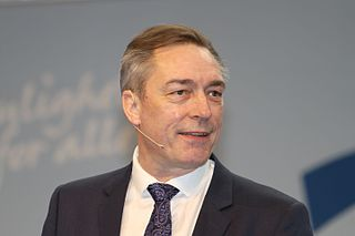 Frank Bakke-Jensen Norwegian politician