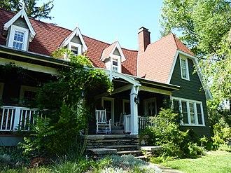 Frank Smathers House - Frank Smathers House, May 2011