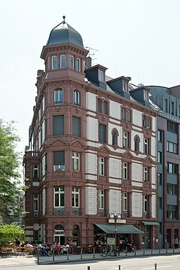 Frankfurt Am Main-Zeil 1 von Nordosten-20110705