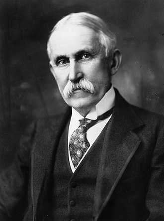 Franklin MacVeagh - Image: Franklin Mac Veagh, formal bw photo portrait, 1909