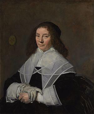 Joseph Coymans - Image: Frans Hals Dorothea Berck 1644