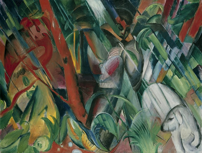 Expressionismus Epoche, Epoche Expressionismus, Expressionismus Kunst, Expressionismus Merkmale, Merkmale, Expressionismus Künstler, Expressionismus Literatur