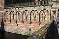 Frederiksborg Slot Hilleroed Denmark inner courtyard wall1.jpg