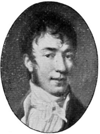 Fredric Westin - Fredric Westin, from the Svenskt Porträttgalleri XX (1901); artist not credited. (Self-portrait?)