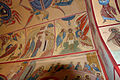 Frescos in St. Georges church in Qax, Saingilo 02.jpg