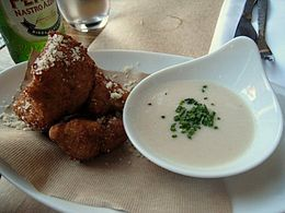 Fried cauliflower with agliata.jpg